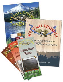 General Finishes Product Brochures