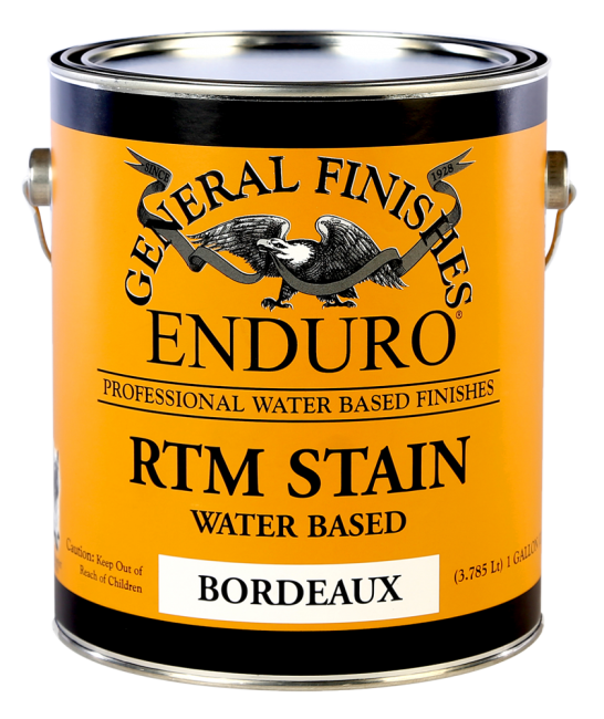 Enduro Ready To Match Waterbase Stain System General Finishes