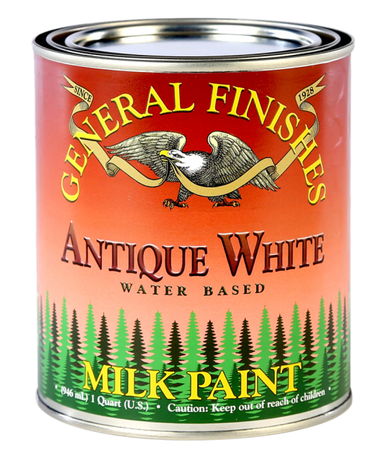 Milk paint general finishes for Exterior water based paint