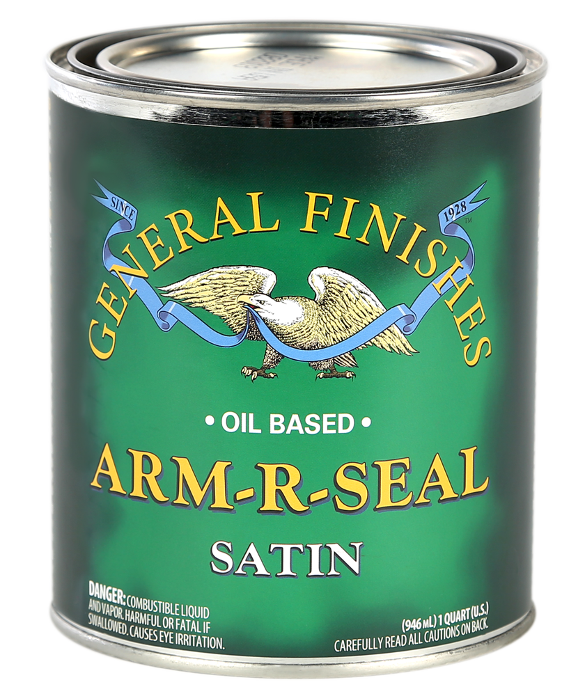 Arm-R-Seal Urethane Topcoat | General Finishes