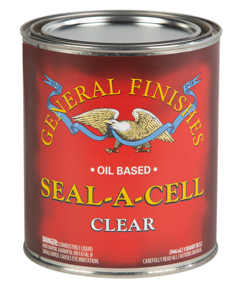 Oil Based Seal-a-Cell | General Finishes | General Finishes