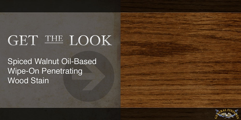 五香核桃油为基础的湿擦渗透木材污渍