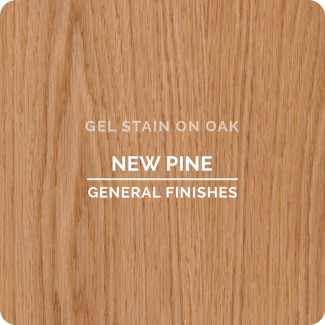 General Finishes Oil Based Gel Stain - New Pine (ON Oak)