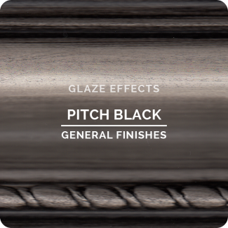 General Finishes Glaze Effects - Pitch Black