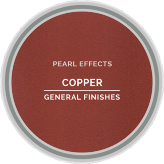 General Finishes Pearl Effects - Copper Pearl