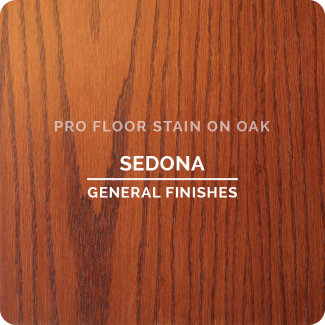 Pro Floor Stain - Sedona On Oak