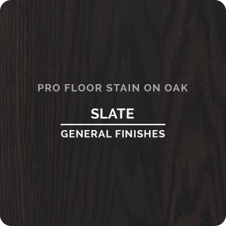 Pro Floor Stain - Slate On Oak