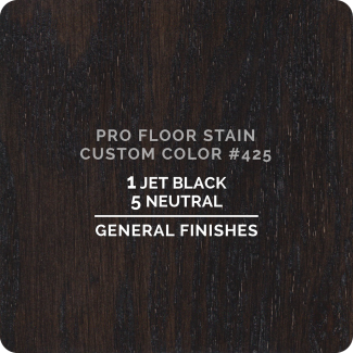 Pro Floor Stain - Custom Color #425