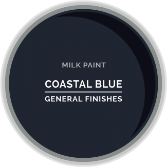 General Finishes Milk Paint - Coastal Blue