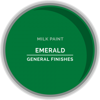 General Finishes Milk Paint - Emerald