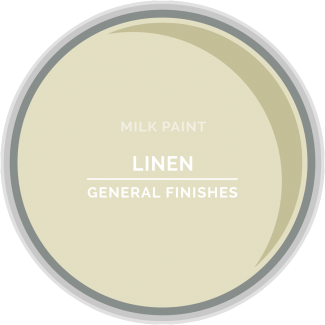 General Finishes Milk Paint - Linen