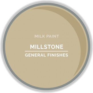 General Finishes Milk Paint - Millstone