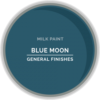 General Finishes Milk Paint - Blue Moon