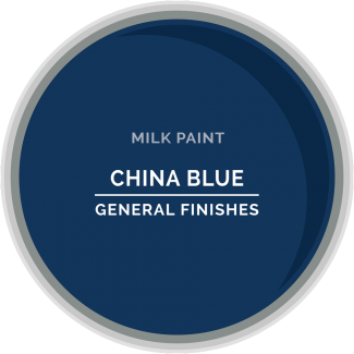 General Finishes Milk Paint - China Blue