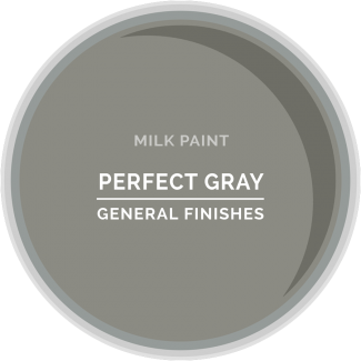 General Finishes Milk Paint - Perfect Gray