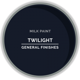 General Finishes Milk Paint - Twilight