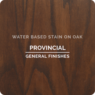 General Finishes Water Based Wood Stain - Provincial (ON OAK)