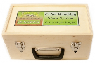 Flooring Color Chip Box w/ Lid