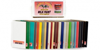Milk Paint Color Chips