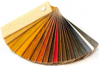 Flooring Stain Color Mixing Deck