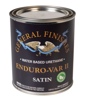 General Finishes ar II Water Based Urethane Topcoat