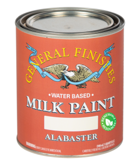 General Finishes Water Based Milk Paint with Renewable Resources