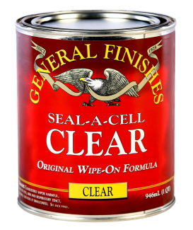 General Finishes Oil Based Seal-A-Cell