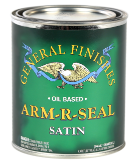 Water Based Catalyzed Conversion Varnish | General Finishes