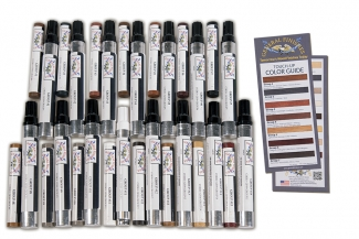 General Finishes Touch Up Markers, Assortment