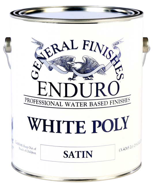 Enduro White Poly