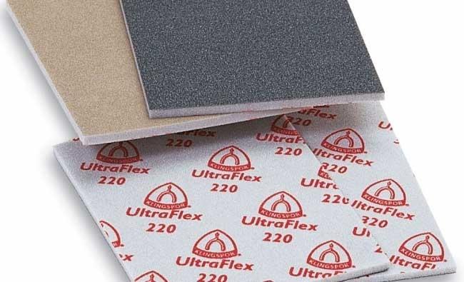 Ultraflex Softback Sanding Sponge For Wood Finishing General Finishes