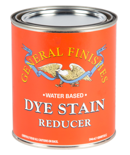 General Finishes Dye Stain Reducer, Quart