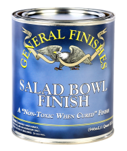 General Finishes Salad Bowl Finish, Quart