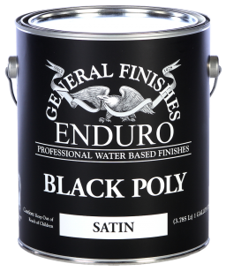 Enduro Pigmented Black Poly
