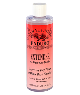 General Finishes Enduro Extender, 16 oz Bottle
