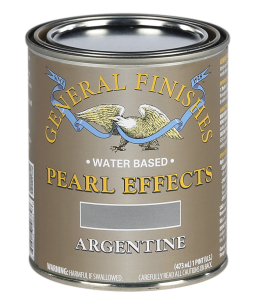 General Finishes Argentine Pearl Effects, Quart