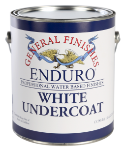 General Finishes Enduro White Undercoat, Gallon