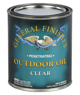 General Finishes Outdoor Oil, Quart