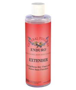 General Finishes Water Based Enduro Extender, 16 oz Bottle