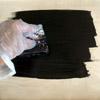 apply gel to raw wood